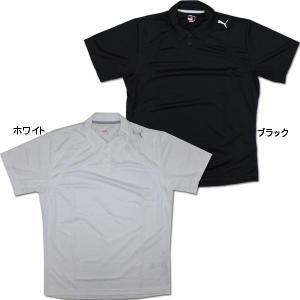 PUMA(プーマ) メンズ半袖トレーニングポロシャツ 509358|roco