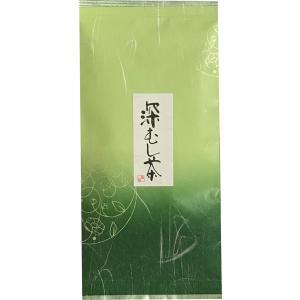 川根茶/静岡県のお茶 深むし茶「川根深蒸し茶」 100g袋詰め 0003C 川根茶/緑茶/日本茶/煎茶|roco