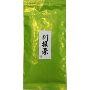 川根茶/静岡県のお茶 煎茶「深緑(ふかみどり)」 100g袋詰め 緑袋 0005E  川根茶/緑茶/日本茶/煎茶|roco