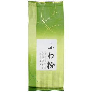川根茶/静岡県のお茶 茎茶の茎のみを使用「ふわ粉」 200g袋詰め 0007G 川根茶/緑茶/日本茶|roco