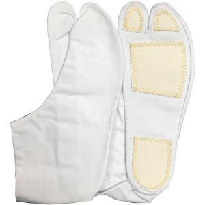 お祭用品/足袋 底当付き足袋 白 22.5cm〜28.0cm