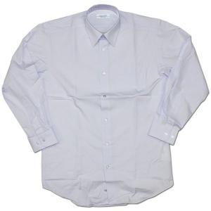 FUJI YACHT(富士ヨット) 空気触媒加工 メンズ長袖スクールワイシャツ  ホワイト(蛍光白) 170A〜185A 男性用/学校衣料/学生衣料/学生服|roco