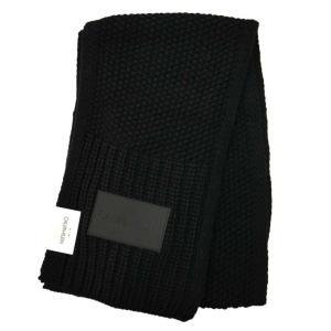 カルバンクライン Calvin Klein マフラー 1CK3042 001 BLACK ブラック rocobi