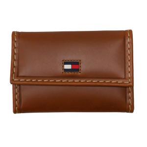 トミーヒルフィガー Highland 6連キーケース 31TL17X012TAN ブラウン 茶色 メンズ 男性用 レザー|rocobi