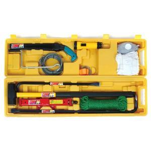 救援工具セット レスキュー11 BTE-RE11 救援キット 救助 防災グッズ 防災用品 脱出路確保 災害用|rocobi