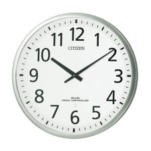 シチズン リズム時計工業 スリーウェイブM821 4MY82...