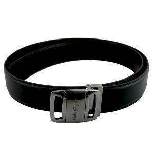 フェラガモ ベルト メンズ レザー サイズ100 67-9298-02-0621248-NEROAUBURN-100 ブラック|rocobi