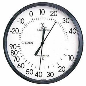 シチズン 9CZ013-003 アナログ式温湿度計 TM42-1 (コ)|rocobi