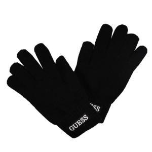 GUESS ゲス 手袋 AI4A8854DS_BLK ブラック メンズ レディース 男性用 女性用 rocobi