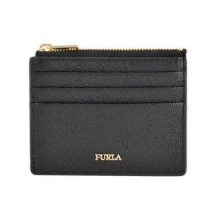 フルラ FURLA 1006889 ONYX PBA2 Q26 バビロン カードケース コインケース BABYLON S CREDIT CARD CASE ZIP|rocobi
