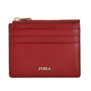 フルラ FURLA 1025442 CILIEGIA PBA2 Q26 バビロン カードケース コインケース BABYLON S CREDIT CARD CASE ZIP|rocobi