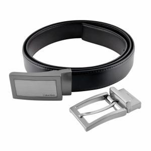 カルバン クライン cK 74306 BELT SET BBW #42 メンズ ベルトセット ギフトBOX入り|rocobi