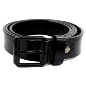 ダンヒル ベルト メンズ カジュアル HPS265A オールブラック rocobi