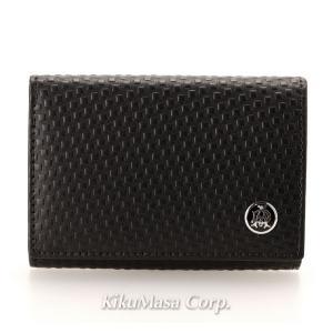 ダンヒル コインケース メンズ ブラック L2V380A MICRO D-8 ディーエイト 小銭入れ 財布 レザー 革 男性用 黒 高級 ブランド dunhill|rocobi