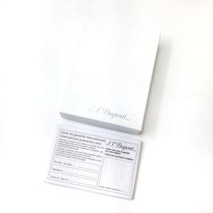 S.T.Dupont エス・テー・デュポン ターボライター MINIJET ミニジェット 10106 ホワイト ブルー ストライプ柄 白 青 国内正規品 (コ)|rocobi|04
