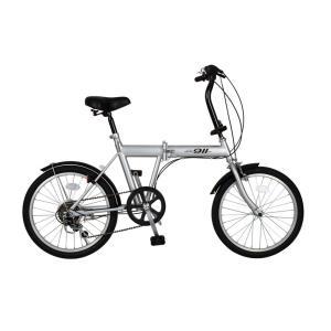 ACTIVE911 ノーパンク FDB206S 20インチ 折り畳み 自転車 6段ギア パンクしないタイヤ 365 ミムゴ 折りたたみ 小型 持ち運び おすすめ|rocobi