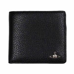 ヴィヴィアン ウエストウッド 二つ折り財布 メンズ No10 MILANO 51010016 BLACK 18SS ブラック 黒 男性用|rocobi
