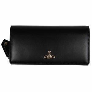 ヴィヴィアン ウエストウッド 長財布 レディース No10 NAPPA 51060025 BLACK 18SS ブラック 黒 女性用 rocobi