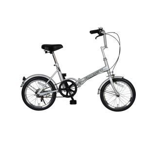 FIELD CHAMP365 FDB16 フィールドチャンプ 16インチ 折り畳み自転車 シングルギア 365 折りたたみ コンパクト 小型 持ち運び おすすめ|rocobi