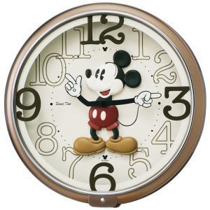 セイコー ディズニータイム クォーツ壁掛け時計 FW576B ミッキーマウス メロディー 音楽 アナログ|rocobi