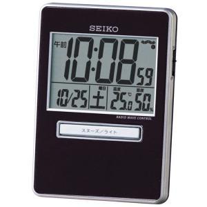 セイコー SQ699K 電波時計 目覚まし デジタル トラベルクロック|rocobi