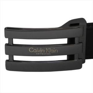 カルバンクライン メンズ リバーシブル ベルト SU31CK0013 ブラック ブラウン|rocobi|02