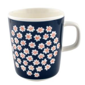 マリメッコ marimekko 068354 513 マグカップ PUKETTI  MUG 250ml レディース 女性用|rocobi