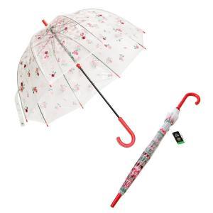 フルトン Fulton L042 034286 Birdcage-2 Rose Bud バードケージ ビニール傘 長傘 エリザベス女王ご愛用モデル アンプレラ 雨傘 rocobi