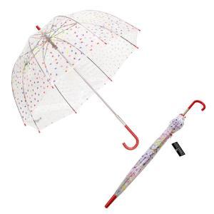 フルトン Fulton L719 033746 Birdcage-2 Abstract Lip Magenta ルルギネス コラボモデル バードケージ ビニール傘 長傘 アンプレラ 雨傘 rocobi