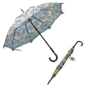 フルトン Fulton L788 035337 Kensington-2 Strawberry Thief ウィリアムモリス コラボモデル 木製ハンドル 長傘 アンブレラ 雨傘 rocobi