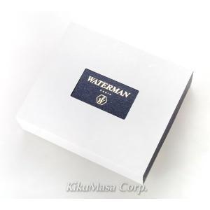 ウォーターマン インクセットボックス(万年筆用ギフトボックス) ブルーブラックボトルインク50ml付き (消耗品) rocobi 03