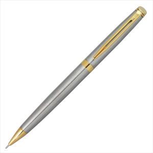 ウォーターマン メトロポリタン エッセンシャル ステンレススチールGT (ゴールドカラー)(金色) シャーペン シャープペンシル (コ) rocobi