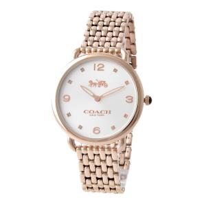 コーチ COACH 腕時計 14502787 デランシースリム レディース ウォッチ アナログ 女性用|rocobi