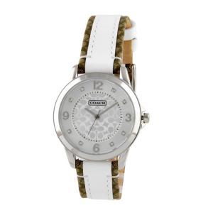 コーチ COACH 14501619  ニュークラシックシグネチャー レディース 腕時計 アナログ 高級ブランド|rocobi