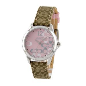 コーチ COACH 14501621  ニュークラシックシグネチャー レディース 腕時計 アナログ 高級ブランド|rocobi