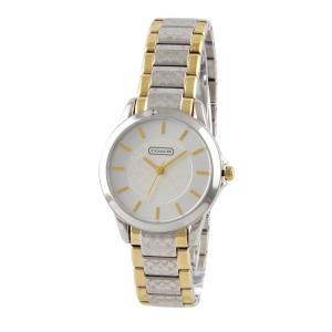 コーチ COACH 14501610  クラシックシグネチャー レディース 腕時計 アナログ 高級ブランド|rocobi