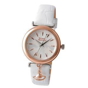 ヴィヴィアン ウエストウッド 腕時計 VV108RSWH レディース アナログ 女性用 rocobi