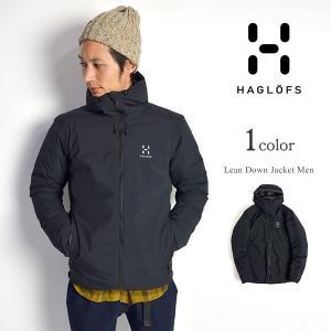 HAGLOFS(ホグロフス)リーン ダウンジャケット メンズ / アウトドア|rococo