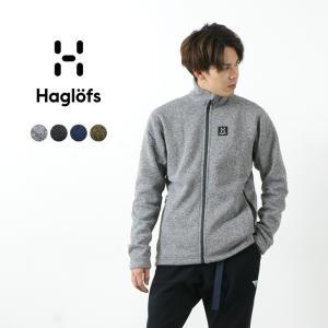 HAGLOFS(ホグロフス) スウォークジャケット / ニット フリース ジャケット / メンズ|rococo