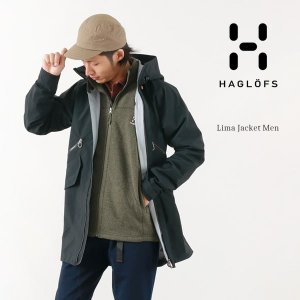 HAGLOFS(ホグロフス) リマジャケット / 3レイヤー GORE-TEX コート / シェルジャケット / 防風 防水 / アウトドア / メンズ|rococo