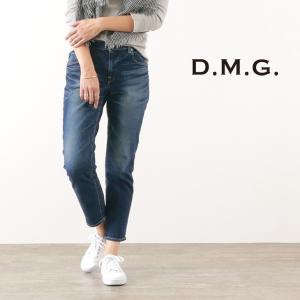 D.M.G(ドミンゴ)11オンス ストレッチデニム 5Pアンクルスリム / ジーンズ / レディース / 日本製|ROCOCO メンズ ファッション