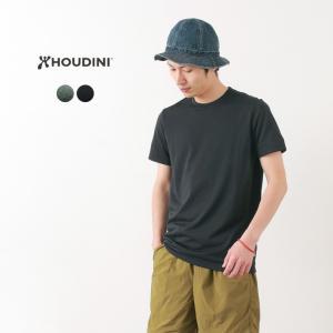 HOUDINI(フディーニ/フーディニ) メンズ ビッグアップ Tシャツ / 半袖 無地 / ドライ / アウトドア スポーツ