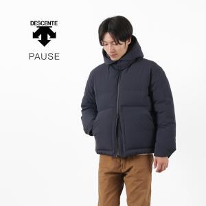 【期間限定ポイント10倍】DESCENTE PAUSE(デサントポーズ) H.C.S ダウンジャケッ...