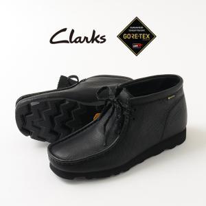 CLARKS(クラークス) ワラビー ブーツ ゴアテックス / メンズ / 26146260 / W...