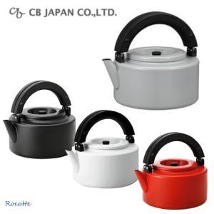 シービージャパン アロー フラットケトル 2.3L FK-22 茶こし付 ケトル ALAW FLAT...