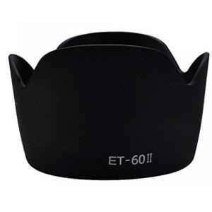 キャノン レンズフード ET-60 2花形 互換レンズフード