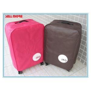 【期間限定特価】 スーツケース用カバー キャスター対応  保護カバー スーツケース用カバー  旅行バッグ カバー ポーチ キャリア保管カバー|rodend