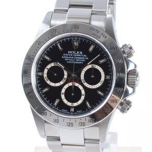 ロレックス ROLEX メンズ腕時計 デイトナ 16520 ステンレス 中古A品 1350644_横...