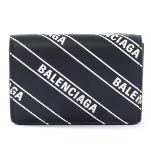 バレンシアガ 三つ折財布 エブリデイミニウォレット 551921 カーフ 未使用品 1406160_...