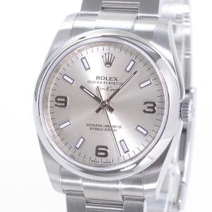 ロレックス メンズ腕時計 オイスターパーペチュアル 114200 ステンレス 中古A品 141436...